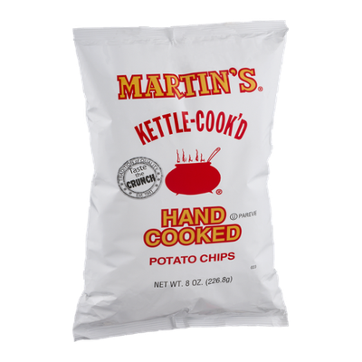 Martin's Kettle-Cook'd Hand Cooked Potato Chips
