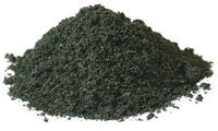 OIL-DRI L91050RG Sweeping Compound, Green, Wood Pulp