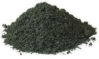 OIL-DRI L91100ES Sweeping Compound, Green, Wood Pulp