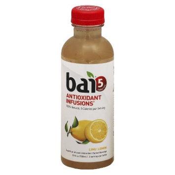 Bai Limu Lemon 18floz