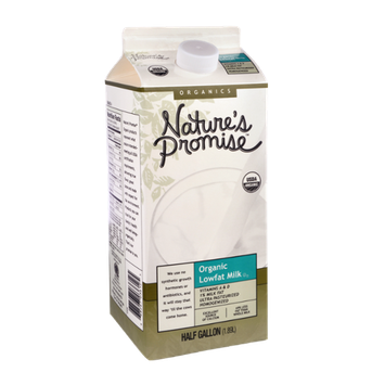 Nature's Promise Organics Organic Lowfat Milk