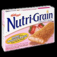 Kellogg's Nutri-Grain Strawberry Yogurt  Cereal Bars 8 ct
