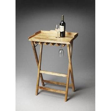 Butler 2775290 Artifacts Folding Wine Rack in Wet Sand