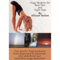 Bayview Entertainment Yoga Wisdom For Back Pain & Tight Hips