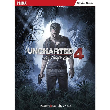 Uncharted 4: Thiefs End Guide Book
