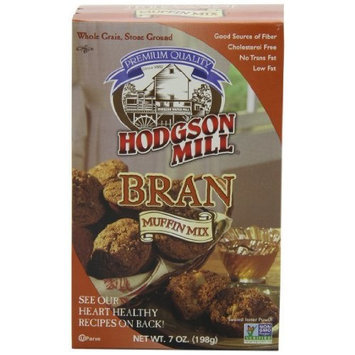 Hodgson Mill Bran Muffin Mix, 7-Ounce (Pack of 8)