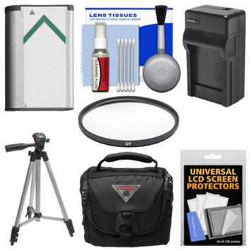Vivitar Essentials Bundle for Sony Cyber-Shot DSC-H400 & DSC-HX400V Digital Camera with Case + NP-BX1 Battery & Charger + Tripod + UV Filter + Kit