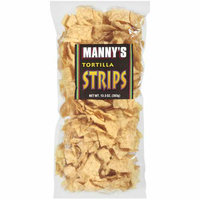 Manny's : Tortilla Strips Chips