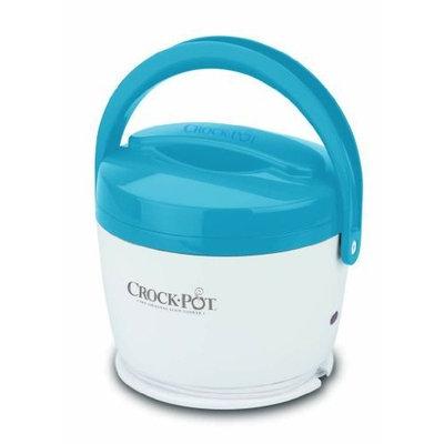 Crock Pot Crock-Pot SCCPLC200-BL 20-Ounce Lunch Crock Food Warmer, Blue [Blue]