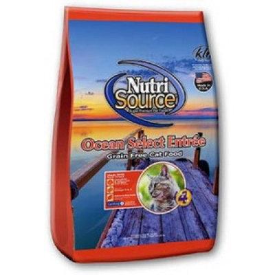 NutriSource Grain Free Ocean Select Entree Dry Cat Food