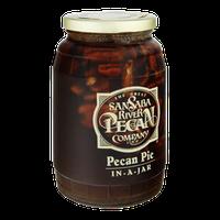 The Great San Saba River Pecan Company Pecan Pie In-A-Jar