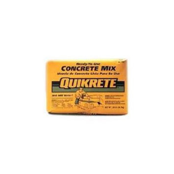 QUIKRETE 40 -lb Gray High Strength Concrete Mix 110140