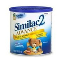Similac 2 Advanced- Older Baby and Toddler formula with Iron (1 lb)