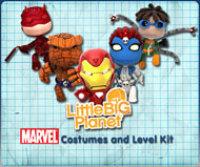 Sony Computer Entertainment LittleBigPlanet: Marvel Costume Pack 1 DLC