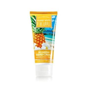 Bath & Body Works Island White Pineapple Nourishing Hand Cream