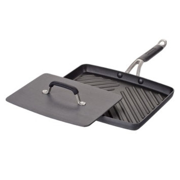 Calphalon Kitchen Essentials from  Hard Anodized Nonstick Panini Pan