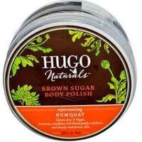 Hugo Naturals Body Polish, Brown Sugar and Kumquat, 9 Ounce