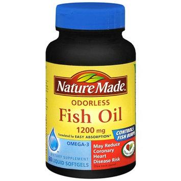 Nature Made Burp-Less Fish Oil