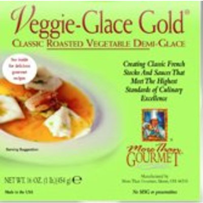More Than Gourmet Veggie-Glace Gold (Classic Roasted Vegetable Demi-Glace) - 1.5oz