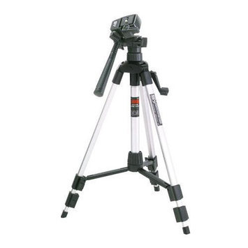 Smith Victor Smith-Victor Pinnacle Series P920 Tripod with a 3-Way Fluid Head, Maximum Load 6 Lbs.