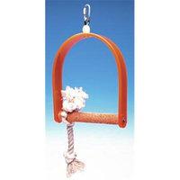 Penn Plax BA271 Swing with Rope for Medium Birds