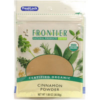 Frontier Certified Organic Cinnamon Powder
