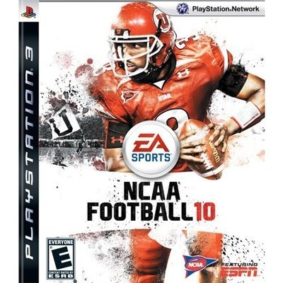 Electronic Arts NCAA Football 10 - Playstation 3 [PlayStation 3]