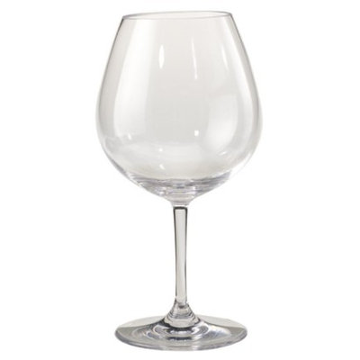 Diligence Inc Polycarbonate Red Wine Glasses Set of 4