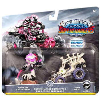 Skylanders SuperChargers Combo Pack Bone Bash Roller Brawl & Tomb Buggy