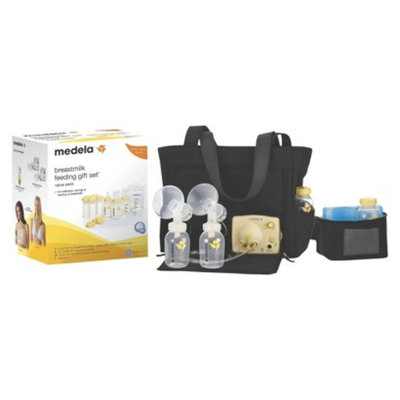 Medela Pump in Style Advanced Breast Pump Tote and Feeding Starter