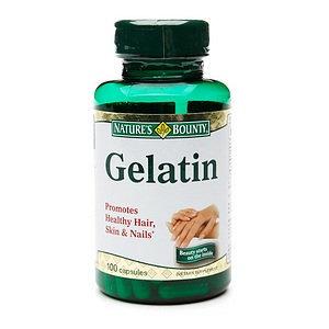 Nature's Bounty Gelatin