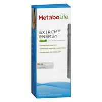 Metabolife Extreme Energy Stage 2 Dietary Supplement Tablets