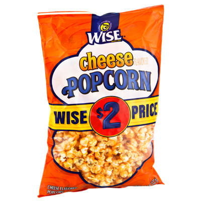 Wise Cheese Flavored Popcorn