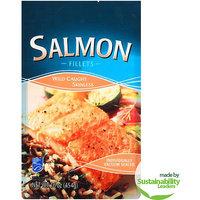 Salmon Fillets, 16 oz