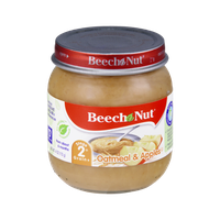 Beech-Nut® Stage 2 Oatmeal & Apples