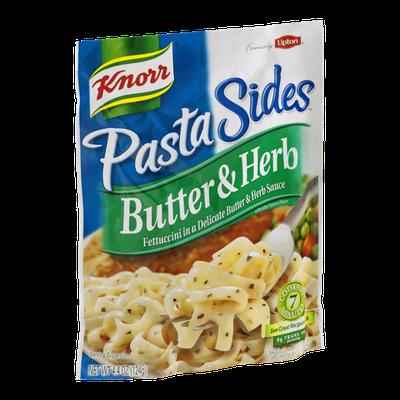 Knorr Pasta Sides Butter & Herb