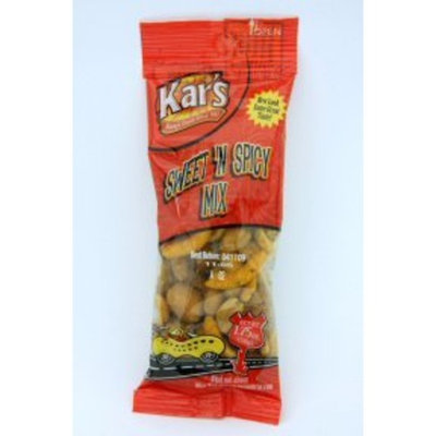 Kars Kar's Nuts Sweet 'n Spicy Mix, 1.75-Ounce Bags (Pack of 72)
