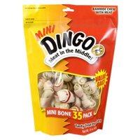 United Pet Group Mini Dingo Mini Bones Dog Treats - 35 pk.