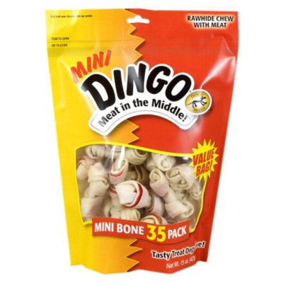 United Pet Group Mini Dingo Mini Bones Dog Treats