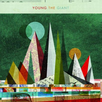 Roadrunner Records Young the Giant ~ Young the Giant (new)