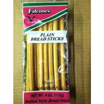 Falcone's Cookieland Falcone's Breadsticks, Plain, 4 Ounce (Pack of 21)