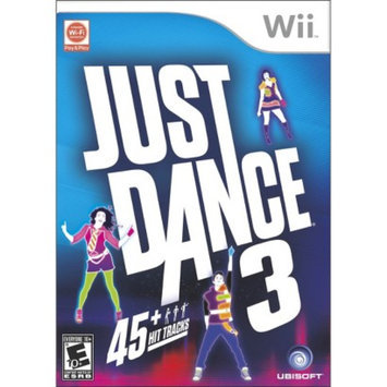 UBI Soft Just Dance 3 (Nintendo Wii)