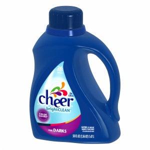 Cheer brightClean for Darks Liquid Detergent