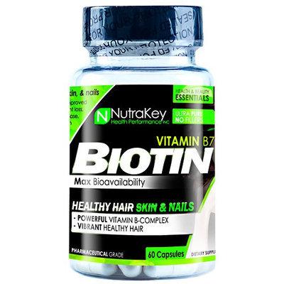 BIOTIN 5000mcg 60 VCAPS - - Vitamins / Minerals