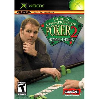 Crave Enertainment Crave Entertainment 49915 World Championship Poker 2 featuring Howard Lederer (XBox)