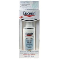 Eucerin Skin Care Eucerin Q10 Redness Relief Soothing Anti Aging Serum, 1 Oz