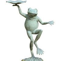 Spi Dancing Frog Birdfeeder