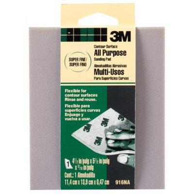 3M 916DC-NA Extra Thin Contour Surface Sanding Sponge
