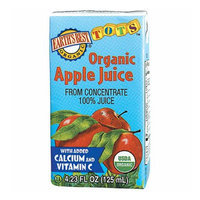 Earth's Best Organic Apple Juice