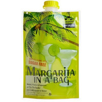 Lt. Blender's Frozen Concoctions, Sugar Free Margarita in a Bag, 1.41-Ounce Pouch